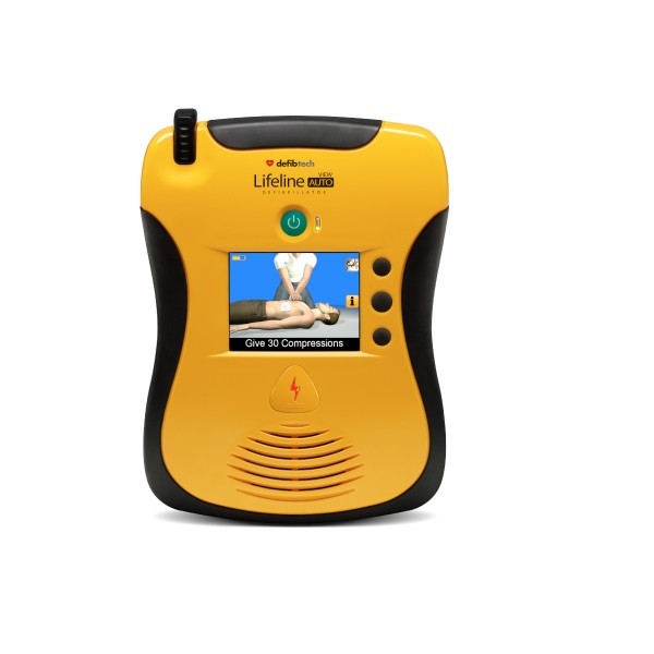 Defibtech Lifeline View Auto AED Vollautomat mit Display